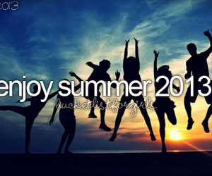 girl, summer, and summer 2013 image