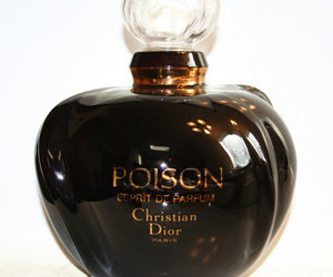 dior, parfume, and poison image