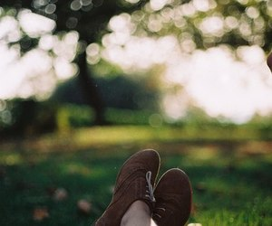 shoes, green, and vintage image