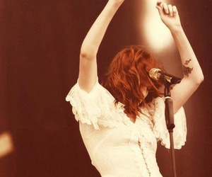 florence welch, music, and florence + the machine image