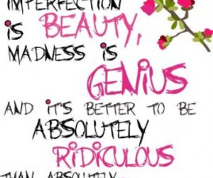 quote, beauty, and boring image