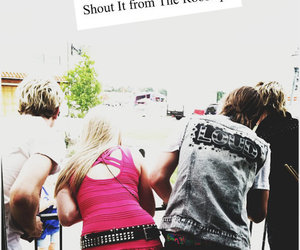 band, family, and r5 image