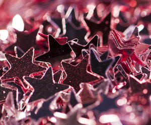pink and stars image