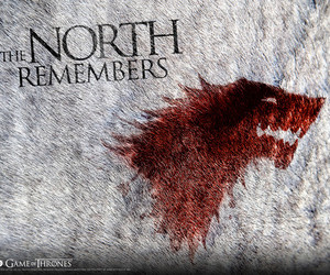north, got, and game of thrones image