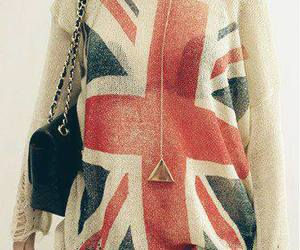 london, sweater, and england image