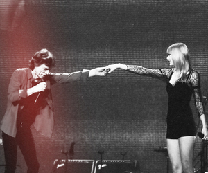 Taylor Swift, mick jagger, and red tour image