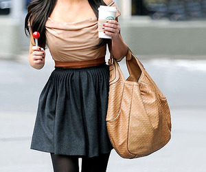 fashion, bag, and starbucks image