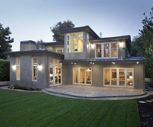 architecture, house, and lifestyle image