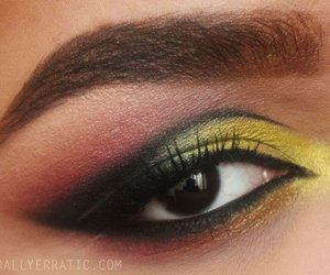 germany, makeup, and schwarz-rot-gold image
