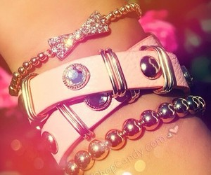 arm candy, bow, and bows image