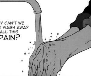 pain, manga, and anime image