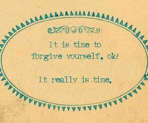 quotes, forgive, and text image
