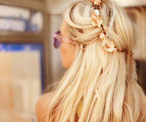 girl, cute, and hairstyle image