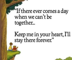 quotes, forever, and heart image