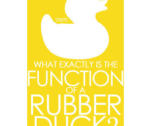 harry potter, duck, and rubberduck image