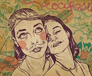 CocoRosie and art image
