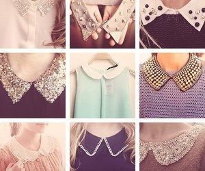 cool, fashion, and frill image