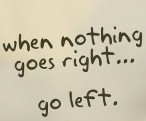 quotes, Right, and left image