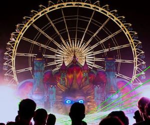 Tomorrowland, dance, and party image