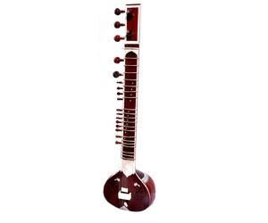 guitar, violin, and veena image