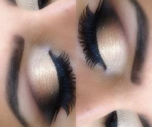 cosmetic, eye, and mac image