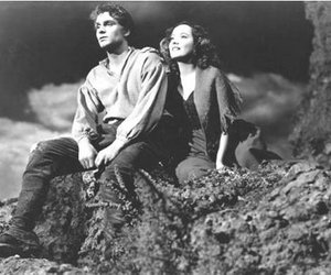 art, cinema, and wuthering heights image