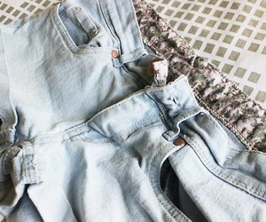 fashion, lovely, and jeans image