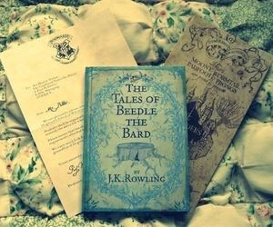 book, jk rowling, and map image