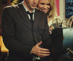 doctor, rose tyler, and tenth doctor image