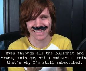 laugh, smile, and onision image