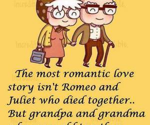 love, grandpa, and grandma image