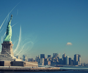 Dream and new york image