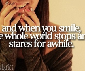 quote, smile, and bruno image