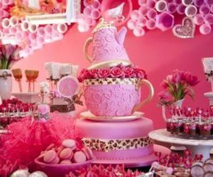 aniversario, bolo, and comida image