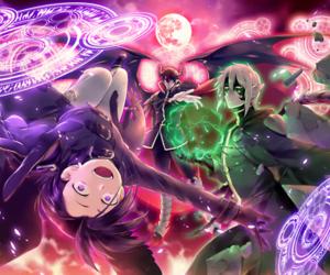 anime and hataraku maou-sama image
