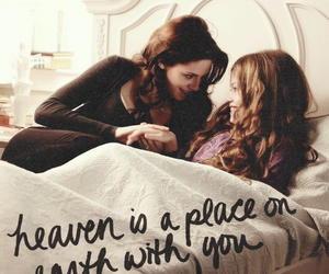 bella swan and renesmee cullen image