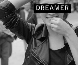 girl, Dream, and dreamer image