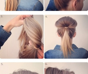 bun, steps, and different image