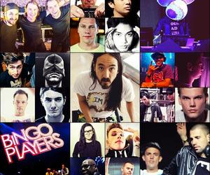 bloody beetroots, chuckie, and deadmau5 image