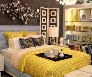 books, luxury, and interior design image