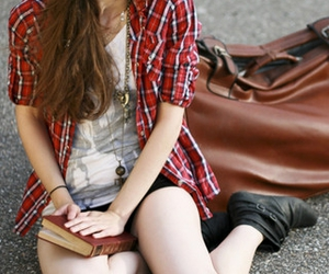 boots, girl, and hipster image