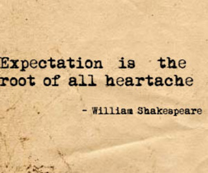 quote, heartache, and shakespeare image