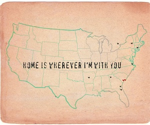 home, usa, and edward sharpe image