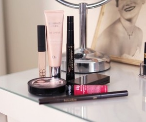 dior, diorskin, and bb creme image