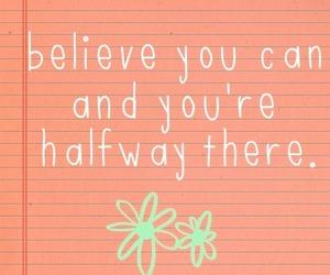believe, happy, and quote image