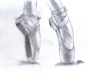 dance and sketch image