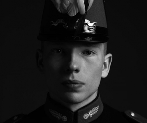 army, hedi slimane photography, and soldier image