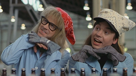 Waynes World Discovered By Littl3my On We Heart It