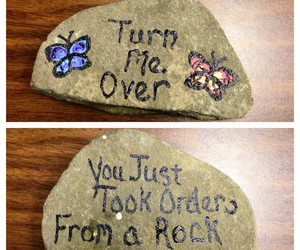 rock, funny, and lol image