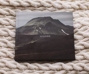 book and iceland image